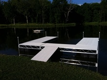 Aluminum Floating Docks