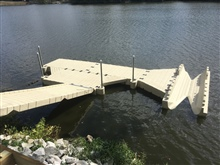 EZ Dock Floating Docks