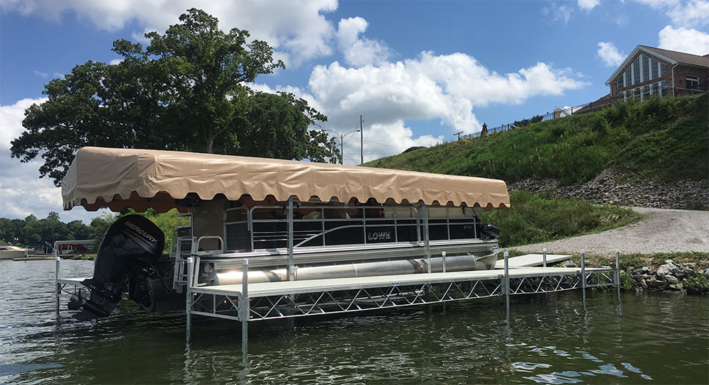 Boat Dock Canopies