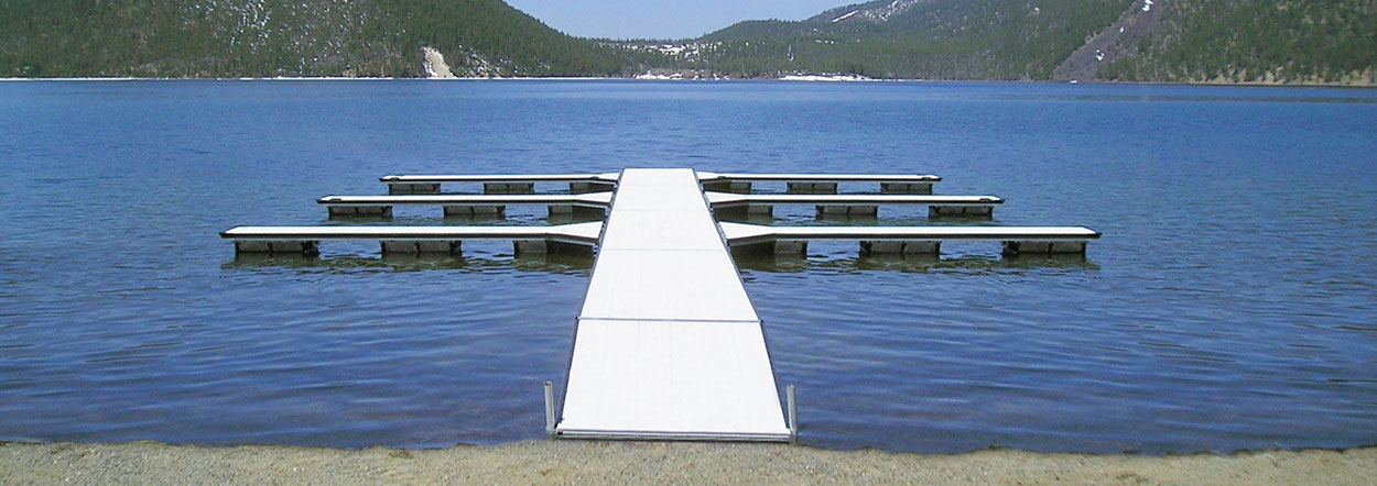 Custom Floating Dock
