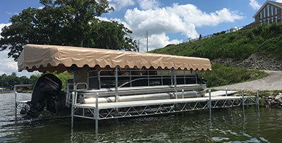 Boat Lift Canopies