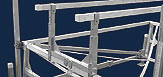 Adjustable Pontoon Rack Kit